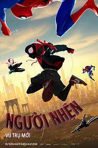 Spider-Man Into the Spider-Verse (Người Nhện Vũ Trụ Mới)