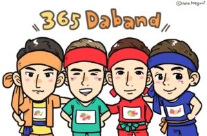 365Daband