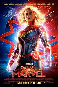 Captain Marvel (Đại Úy Marvel)