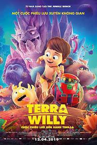 Terra Willy: Planète inconnue (Terra Willy: Cuộc Phiêu Lưu Đến Hành Tinh Lạ)