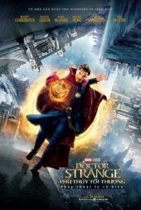 ドクター・ストレンジ(Doctor Strange: Phù Thủy Tối Thượng)