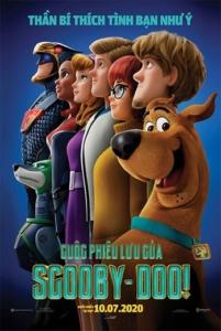 弱虫スクービーの大冒険(Cuộc Phiêu Lưu của Scooby-doo)