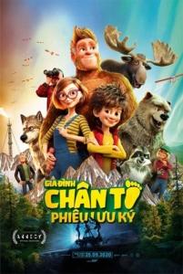 Bigfoot Family(Gia Đình Chân To Phiêu Lưu Ký)