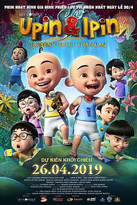 Upin & Ipin: Keris Siamang Tunggal (Upin & Ipin: Truyền Thuyết Thần Đao)