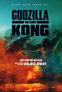 ゴジラvsコング(Godzilla Đại Chiến Kong)