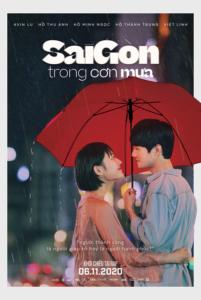 Sai Gon In The Rain(Sài Gòn Trong Cơn Mưa)