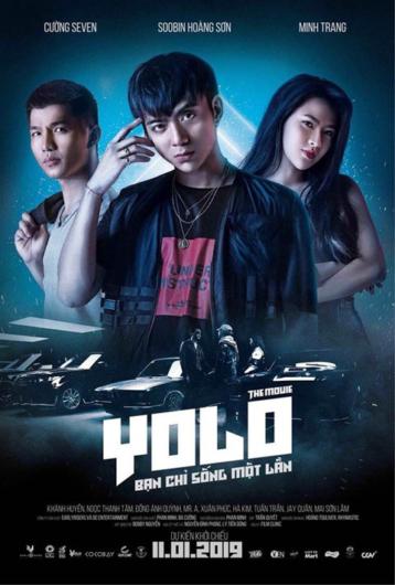 Yolo - Bạn Chỉ Sống Một Lần(Yolo The Movie)