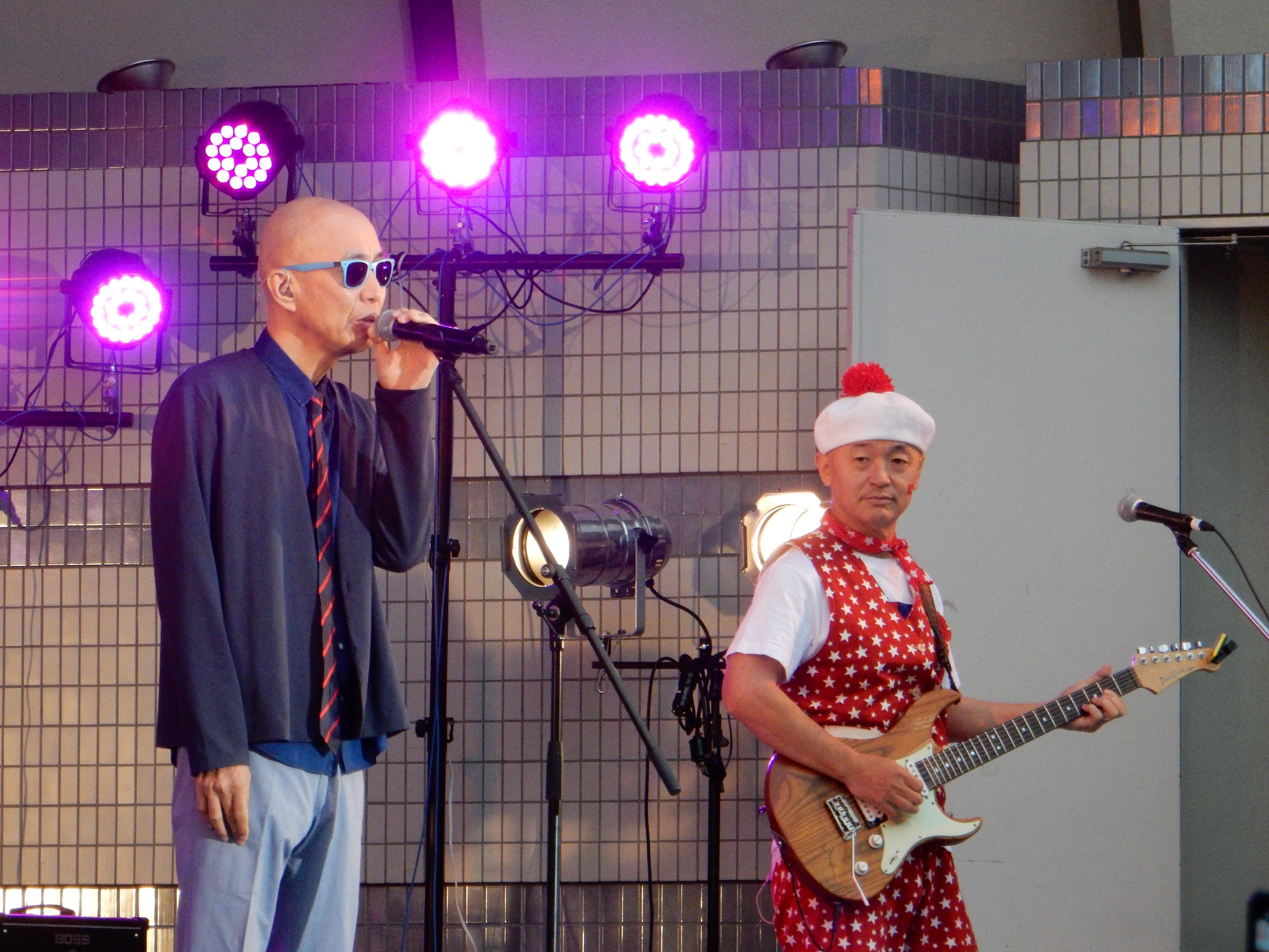 サンプラザ中野くん&パッパラー河合1