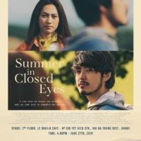 北海道東川町が舞台の映画「目を閉じれば夏が見える」、ハノイでファンイベント開催!